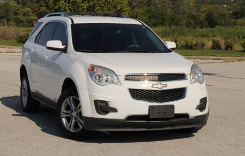 2013 Chevrolet Equinox for sale at Big O Auto LLC in Omaha NE
