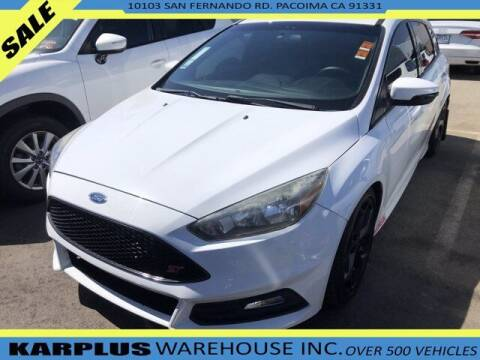 2016 Ford Focus for sale at Karplus Warehouse in Pacoima CA