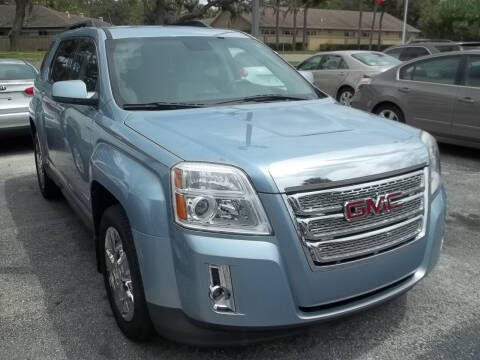 2014 GMC Terrain for sale at PJ's Auto World Inc in Clearwater FL
