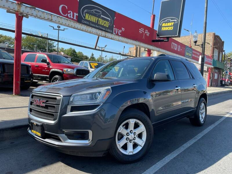 2013 GMC Acadia for sale at Manny Trucks in Chicago IL