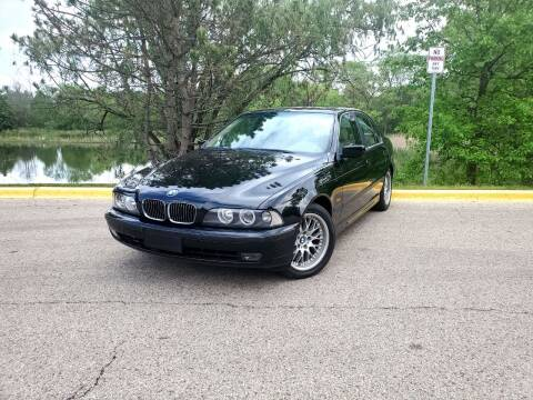 1997 BMW 5 Series for sale at Excalibur Auto Sales in Palatine IL