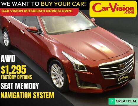 2015 Cadillac CTS for sale at Car Vision Mitsubishi Norristown in Norristown PA