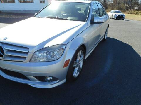 2010 Mercedes-Benz C-Class for sale at Auto America - Monroe in Monroe NC
