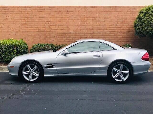 2006 Mercedes-Benz SL-Class for sale at RPM Motorsports Of Atlanta in Atlanta GA