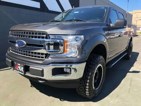 2018 Ford F-150 for sale at Auto Republic Fullerton in Fullerton CA