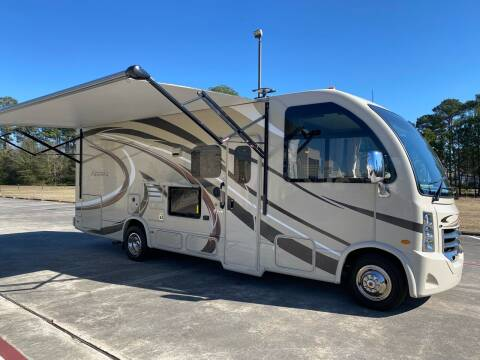 2017 Thor Vegas 25.4 , 9k Miles for sale at Top Choice RV in Spring TX