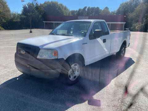 2005 Ford F-150 for sale at Certified Motors LLC in Mableton GA