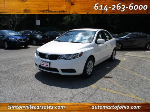 2010 Kia Forte for sale at Clintonville Car Sales - AutoMart of Ohio in Columbus OH