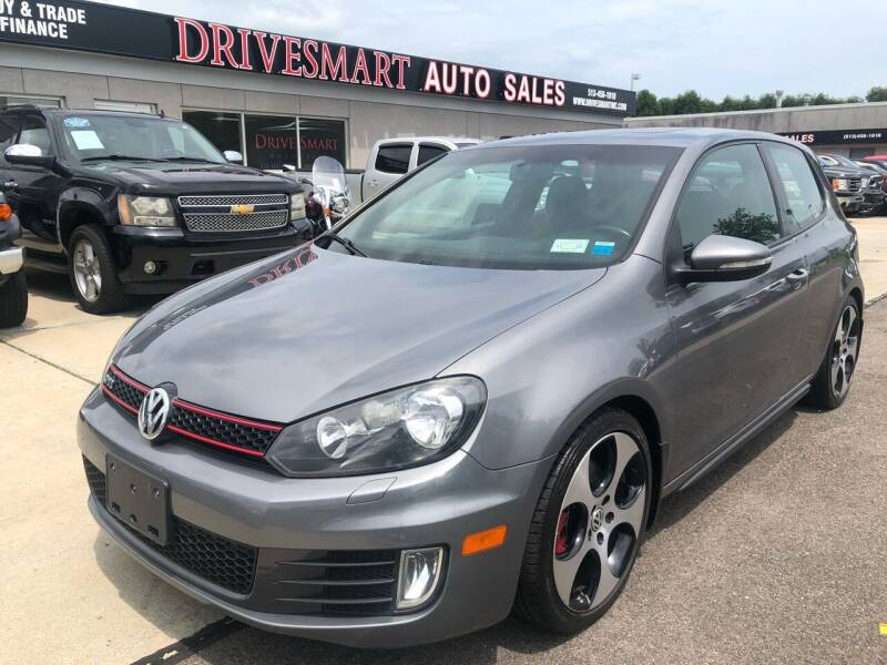 2011 Volkswagen GTI for sale at DriveSmart Auto Sales in West Chester OH