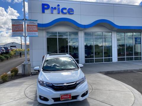 2018 Honda Fit for sale at Price Honda in McMinnville in Mcminnville OR