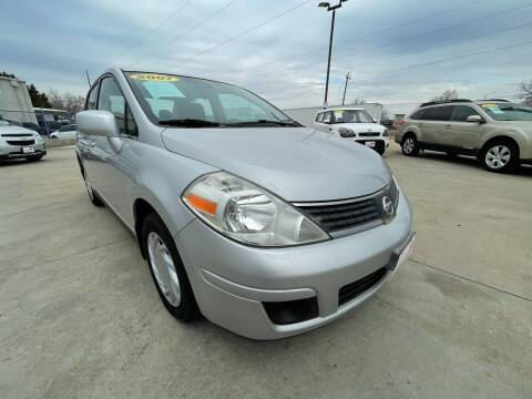 2007 Nissan Versa for sale at AP Auto Brokers in Longmont CO