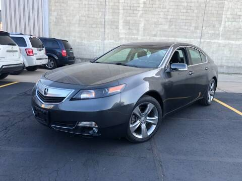 2012 Acura TL for sale at Fine Auto Sales in Cudahy WI