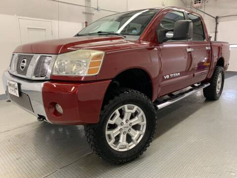 2006 Nissan Titan for sale at TOWNE AUTO BROKERS in Virginia Beach VA