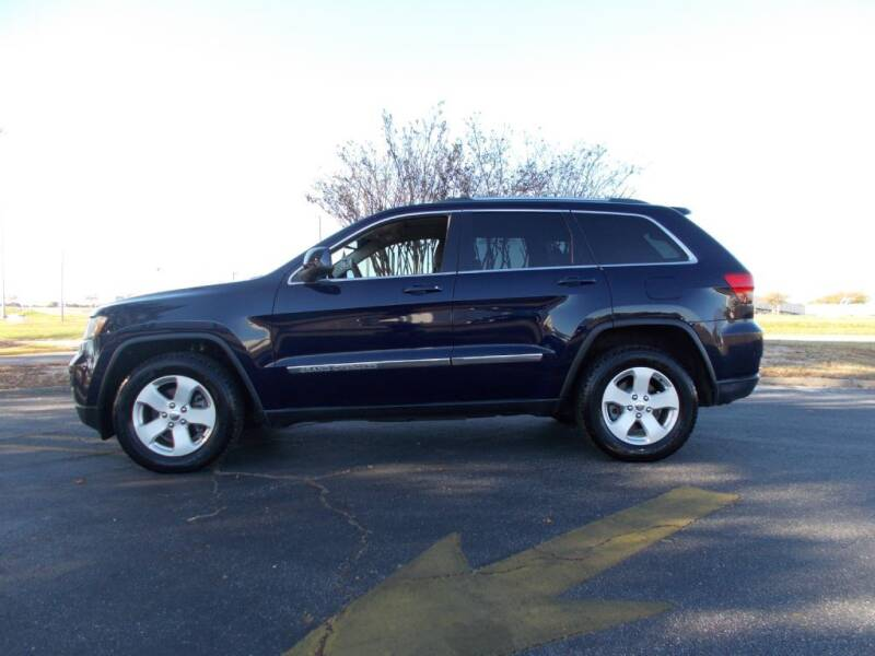 2012 Jeep Grand Cherokee for sale at A & P Automotive in Montgomery AL