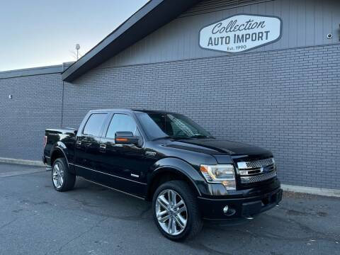 2013 Ford F-150 for sale at Collection Auto Import in Charlotte NC