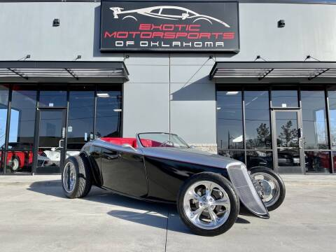 2010 Factory Five Speedstar for sale at Exotic Motorsports of Oklahoma in Edmond OK