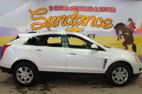 2011 Cadillac SRX for sale at Sundance Chevrolet in Grand Ledge MI