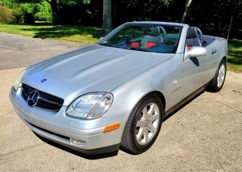 1998 Mercedes-Benz SLK for sale at MEE Enterprises Inc in Milford MA