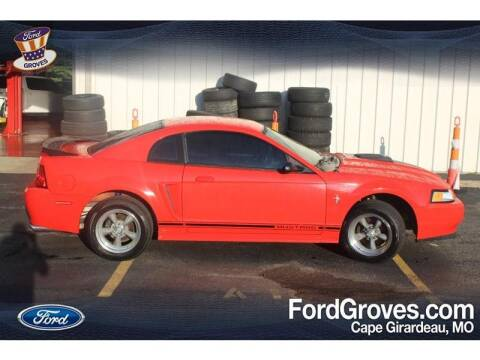 2000 Ford Mustang for sale at JACKSON FORD GROVES in Jackson MO