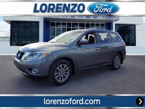 2016 Nissan Pathfinder for sale at Lorenzo Ford in Homestead FL