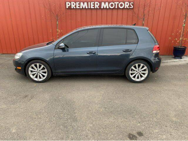 2012 Volkswagen Golf for sale at PremierMotors INC. in Milton Freewater OR
