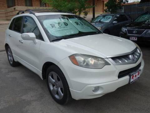 2007 Acura RDX for sale at R & D Motors in Austin TX