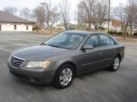 2009 Hyundai Sonata for sale at Uniworld Auto Sales LLC. in Greensboro NC