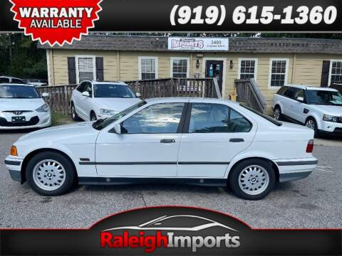 1994 BMW 3 Series for sale at Raleigh Imports in Raleigh NC