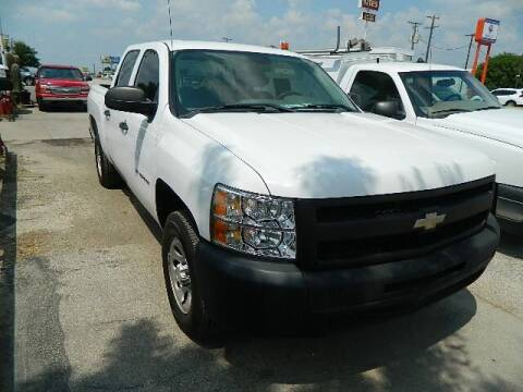 2010 Chevrolet Silverado 1500 for sale at Craig's Classics in Fort Worth TX