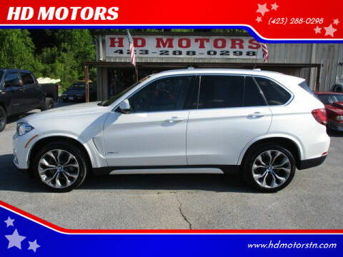 2015 BMW X5 for sale at HD MOTORS in Kingsport TN