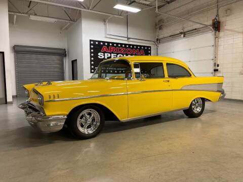 1957 Chevrolet 210   2 DOOR POST for sale at Arizona Specialty Motors in Tempe AZ