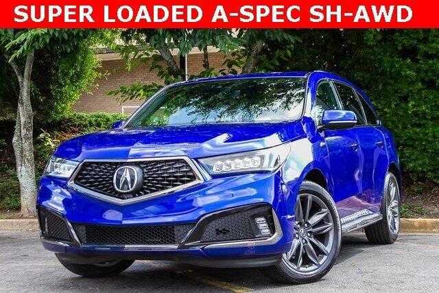 2019 Acura MDX for sale at Gravity Autos Atlanta in Atlanta GA