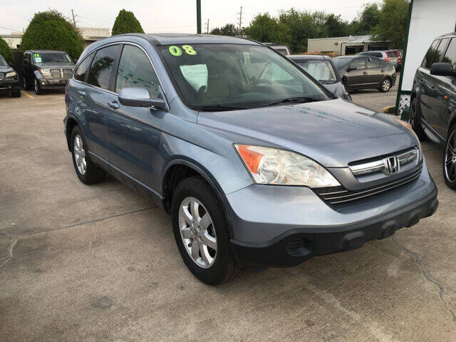 2008 Honda CR-V for sale at SOUTHWAY MOTORS in Houston TX