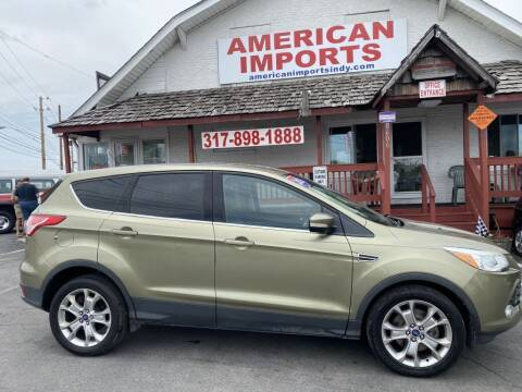 2013 Ford Escape for sale at American Imports INC in Indianapolis IN