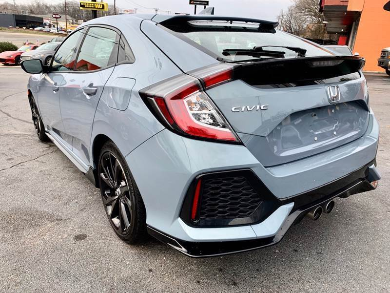 2017 Honda Civic Sport 4dr Hatchback 6M - Nashville TN