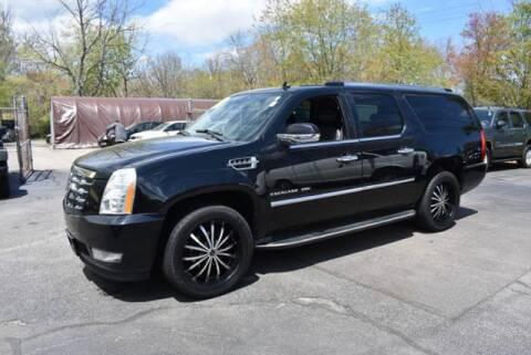 2010 Cadillac Escalade ESV for sale at Absolute Auto Sales, Inc in Brockton MA