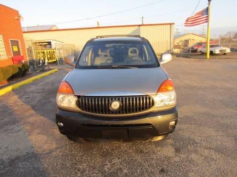 2002 Buick Rendezvous for sale at X Way Auto Sales Inc in Gary IN