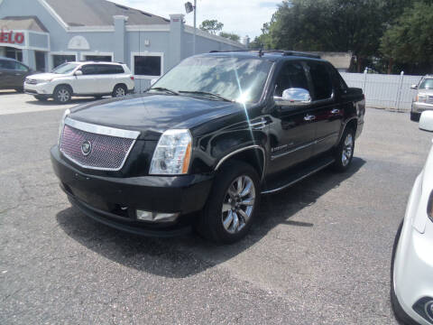 2007 Cadillac Escalade EXT for sale at ORANGE PARK AUTO in Jacksonville FL