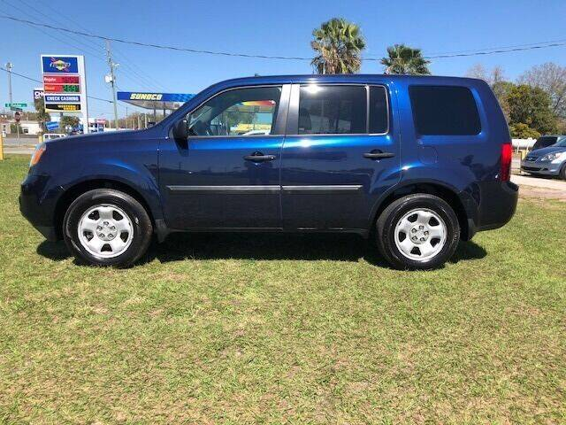 2013 Honda Pilot for sale at Unique Motor Sport Sales in Kissimmee FL