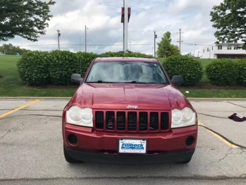 2005 Jeep Grand Cherokee for sale at Auto Nova in Saint Louis MO