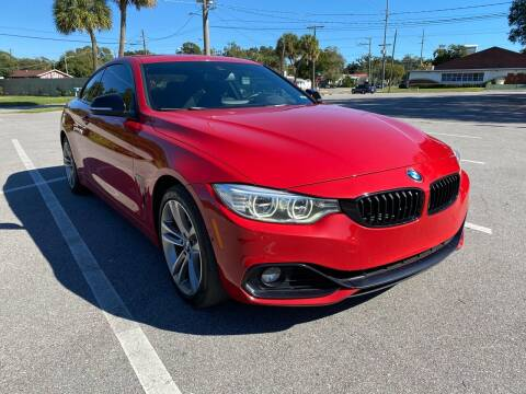 2014 BMW 4 Series for sale at LUXURY AUTO MALL in Tampa FL