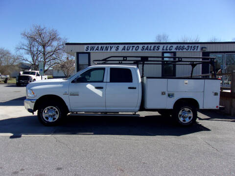 2013 RAM Ram Pickup 2500 for sale at Swanny's Auto Sales in Newton NC