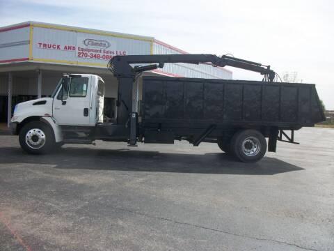 2004 International 4300 Debris Truck for sale at Classics Truck and Equipment Sales in Cadiz KY