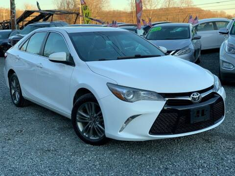 2017 Toyota Camry for sale at A&M Auto Sales in Edgewood MD