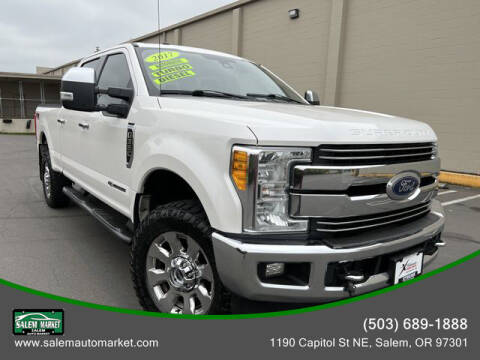 2017 Ford F-350 Super Duty for sale at Salem Auto Market in Salem OR