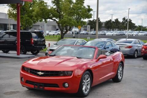 2013 Chevrolet Camaro for sale at Motor Car Concepts II - Colonial Location in Orlando FL