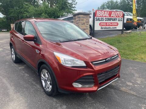 2014 Ford Escape for sale at Ibral Auto in Milford OH
