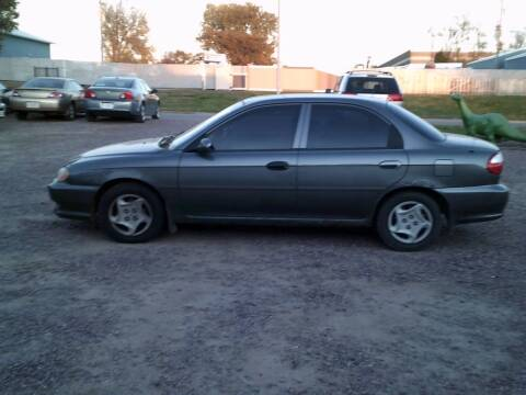 2001 Kia Sephia for sale at Car Corner in Sioux Falls SD