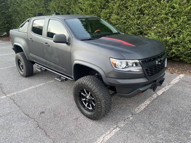 2018 Chevrolet Colorado for sale in Rockville, MD