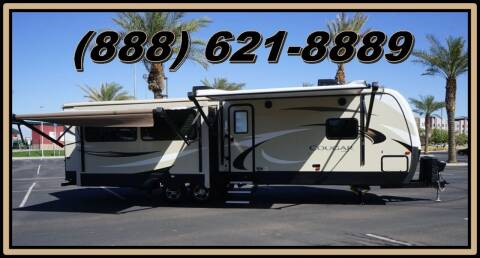 2019 Keystone Cougar M -32 RLI for sale at AZautorv.com in Mesa AZ
